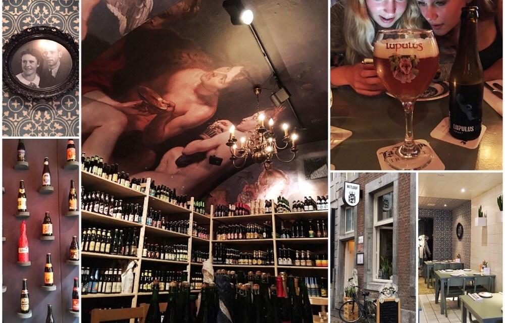 Maastricht hotspots: Witloof mag je niet missen