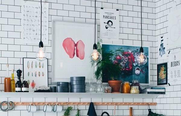 Goedkope keukenmetamorfose volgens laatste trends: zal ik?