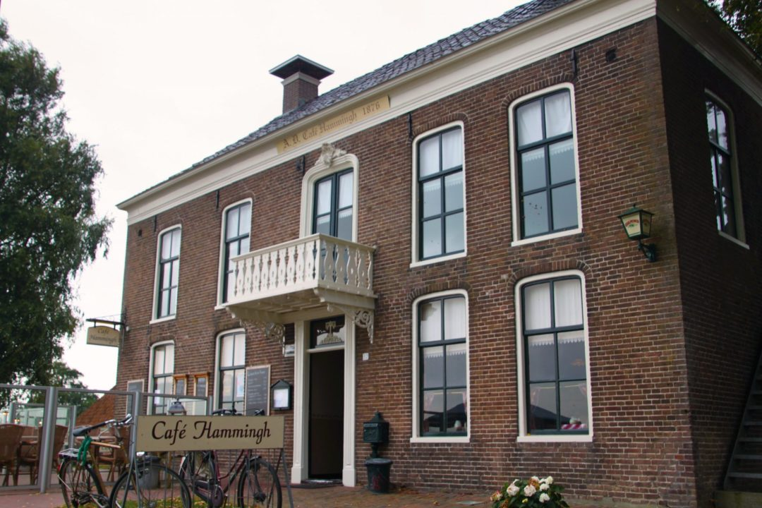 Groningen Garnwerd cafe Hammingh