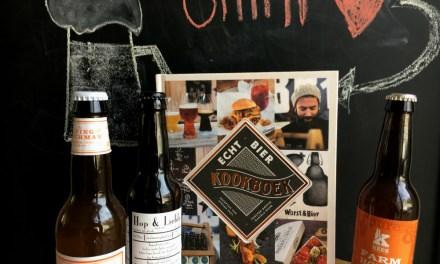 Recept: bierbrood (+ win 2x Echt Bier Kookboek)