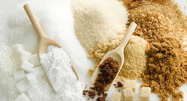 suikersoorten