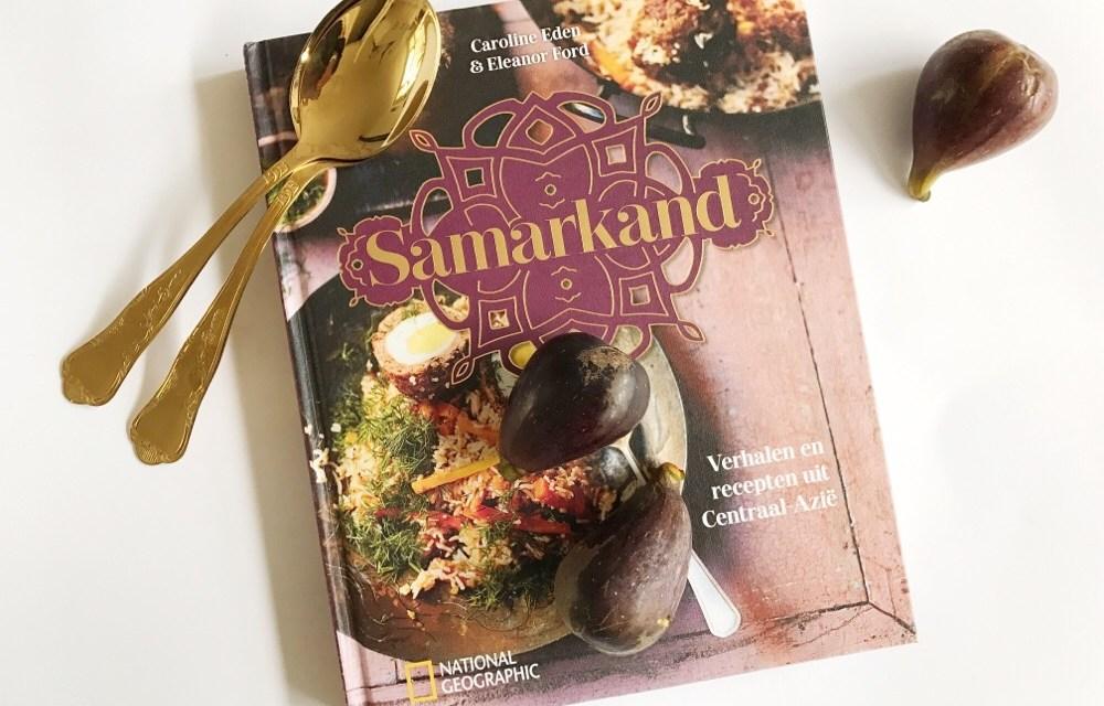 Review: kookboek Samarkand (National Geographic)