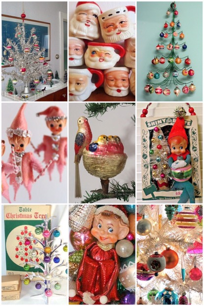 kersttrend: vintage