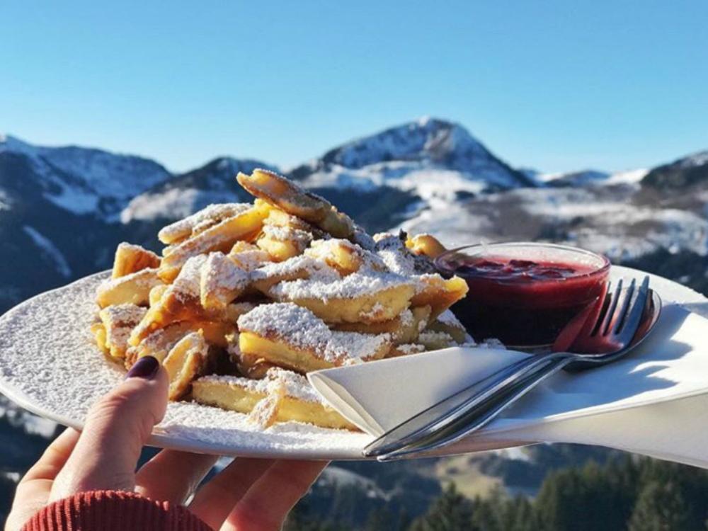 Kaiserschmarren Kirchberg Tirol