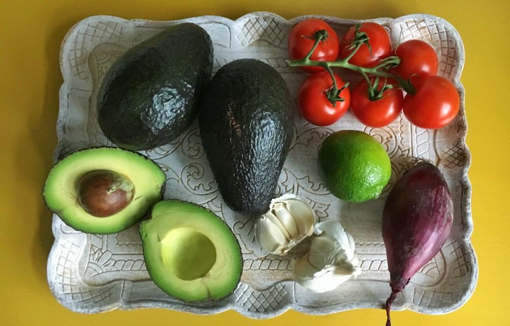 Guacamole, de 100% gezonde versie