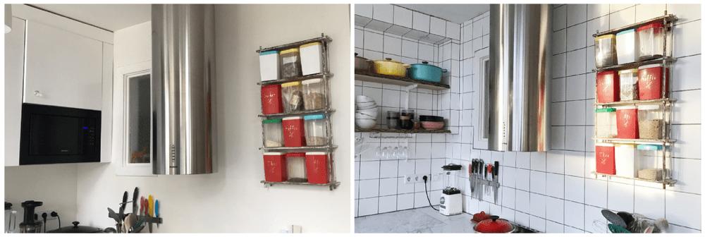voor na keukenverbouwing