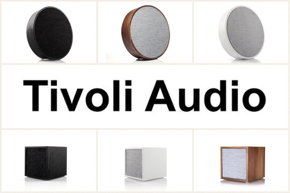 Tivoli Audio Speakers