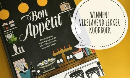 Winactie: Bon Appetit kookboek