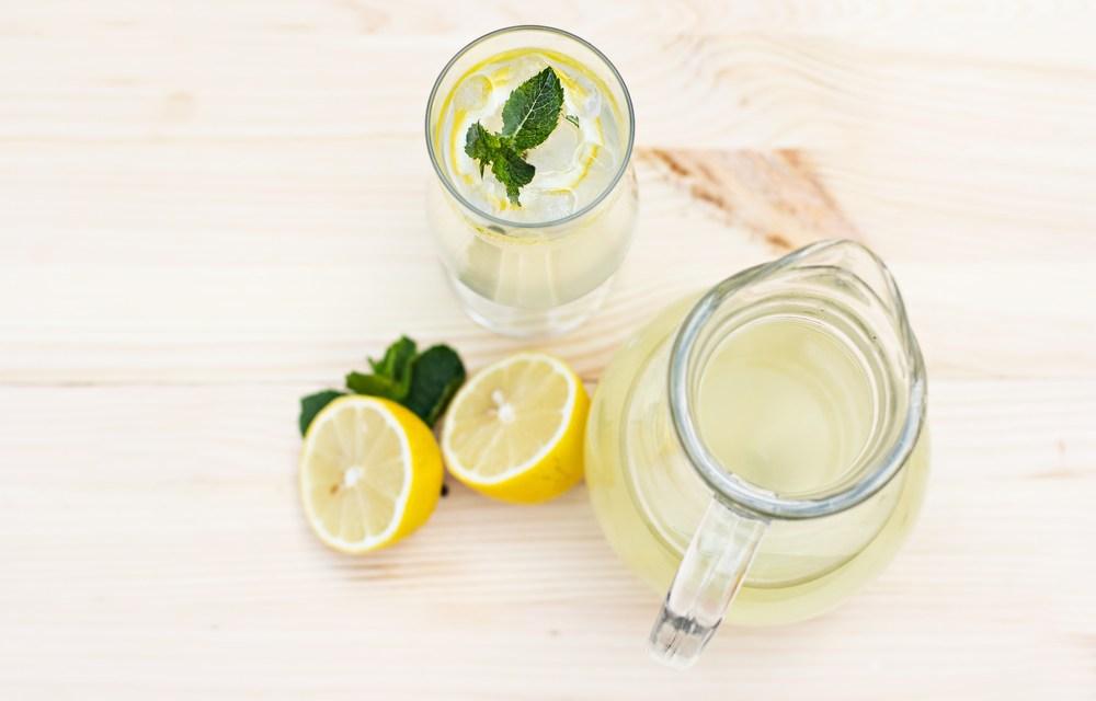 Recept: gember limonade zonder suiker (met citroen)