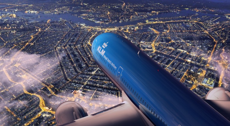KLM beste stoelen in het vliegtuig