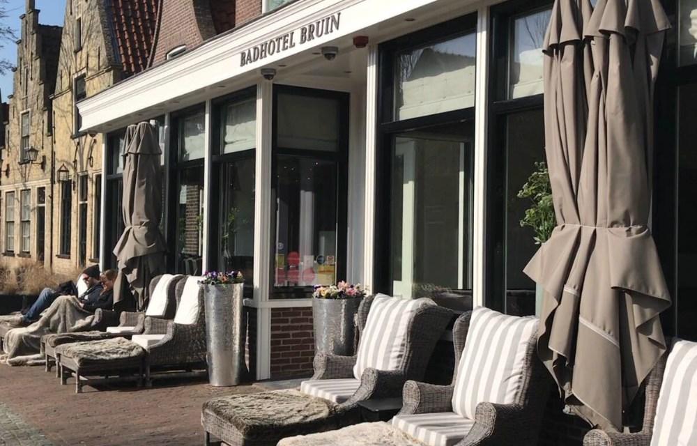 Hoteltip: Badhotel Bruin op Vlieland
