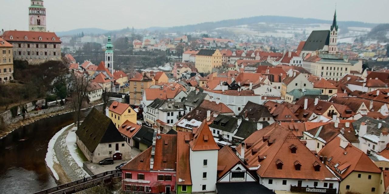 Ga naar de onontdekte parel van Tsjechie: Cesky Krumlov