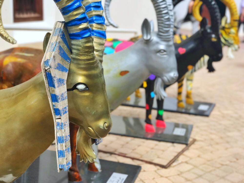 Bait al Bagh museum Muskat