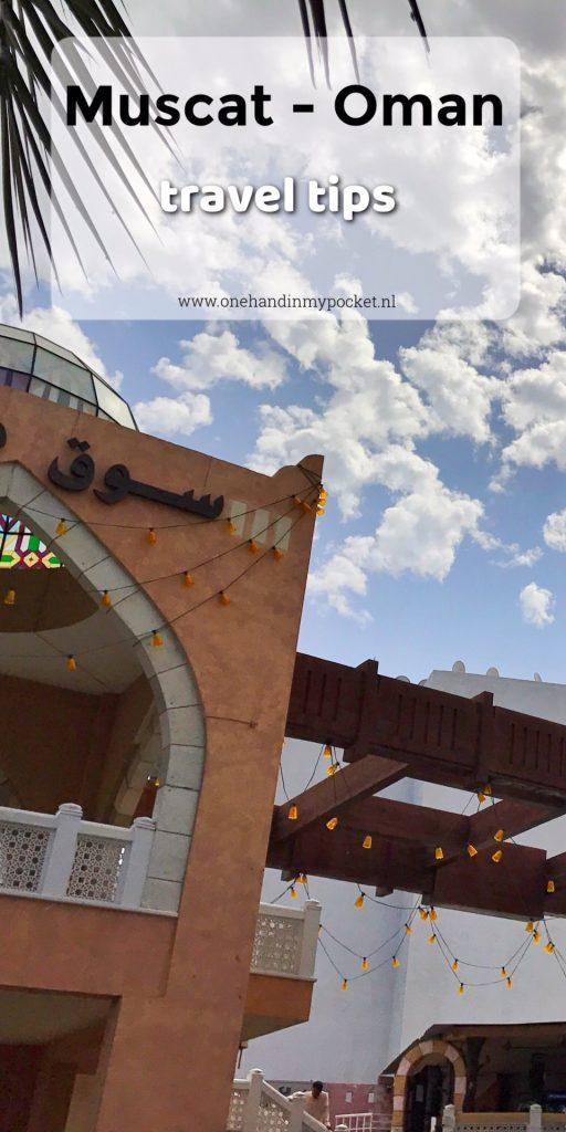 travel tips Muskat in Oman