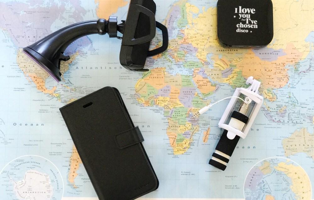 Winactie: roadtrip accessoires voor je mobiel