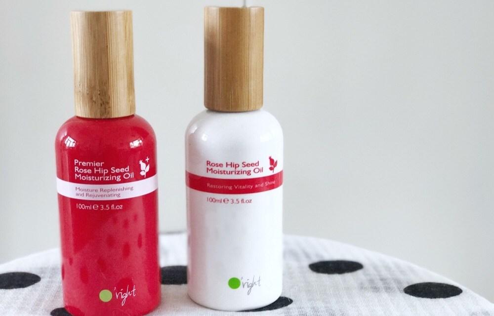 Winnen: 2x gezonde rozenbottelolie voor je haar (t.w.v. 39,50)
