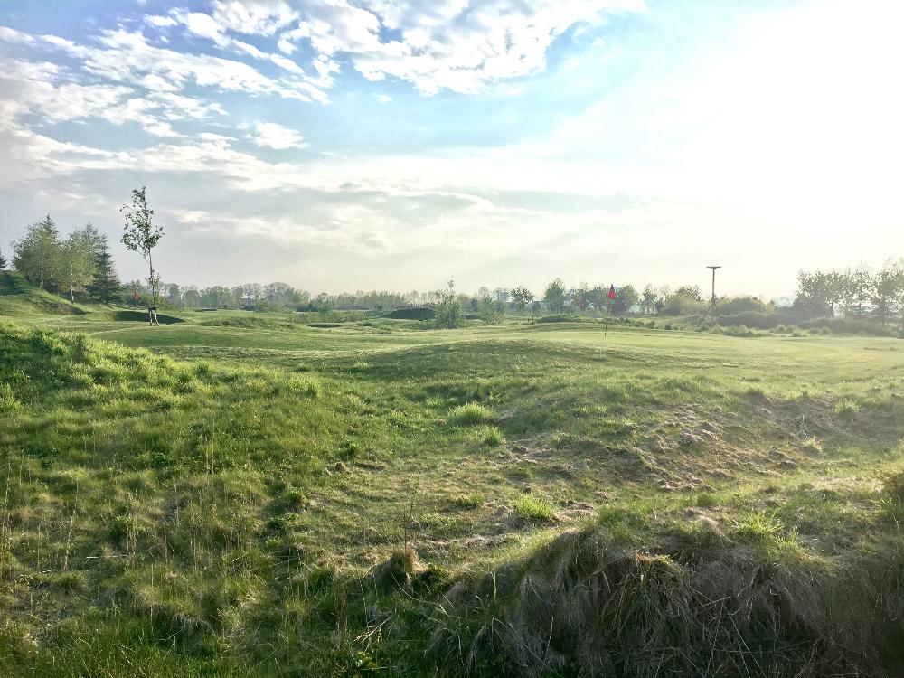 Golf @ De Wildste Tuin