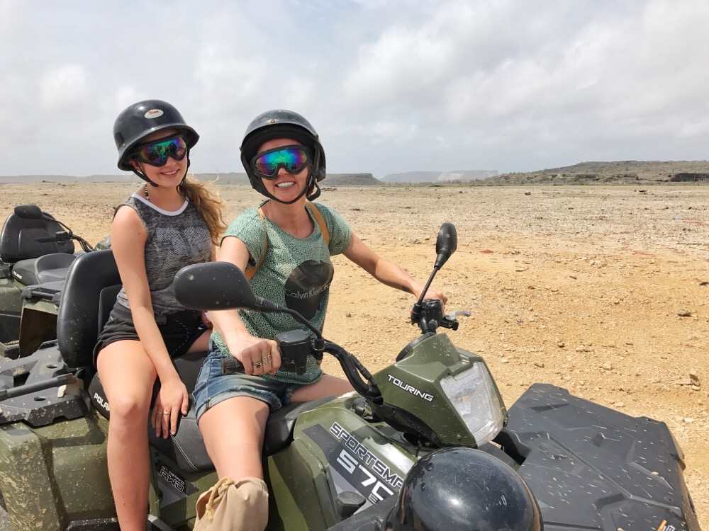 quad tour curacao