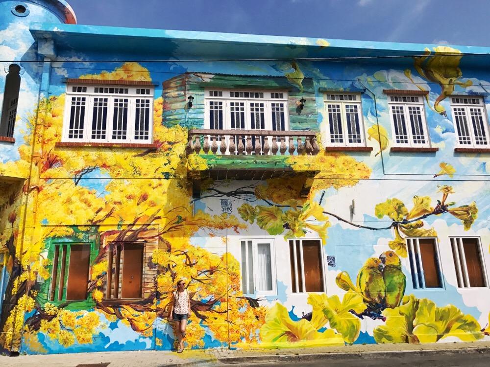 Scharloo in Curacao