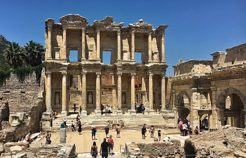 Kusadasi vakantietips: Efeze en het Huis van Maria