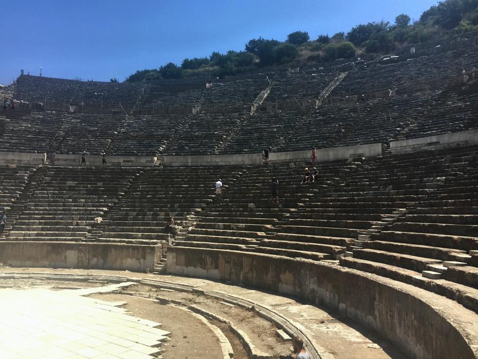 Theater Efeze Turkije