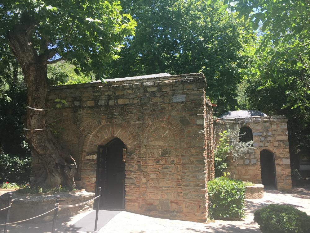 huis van Maria Turkije