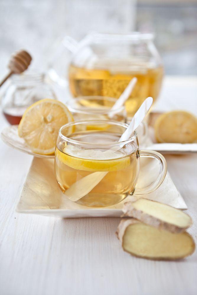 honing en kaneel thee