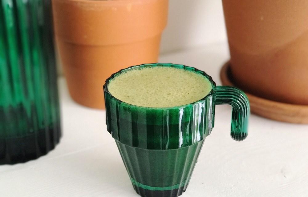 3x groene smoothie recepten
