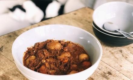 Winterkost recept #13: rundvleesstoofpot met wortel en aardappel