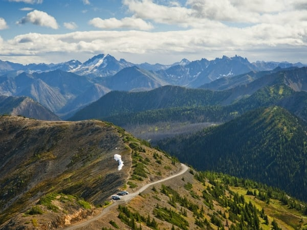 Into the wild road trip tips