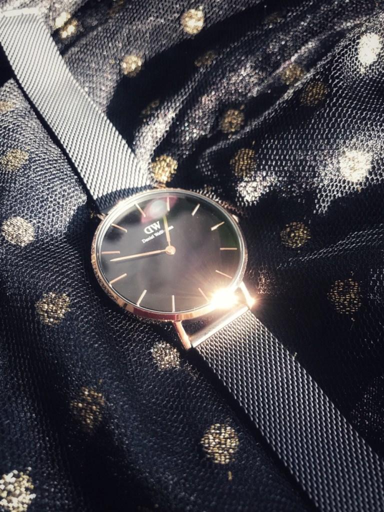 nieuwste model Daniel Wellington horloge