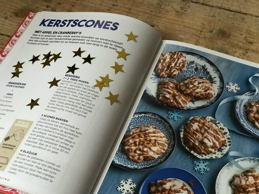 recept kerstscones