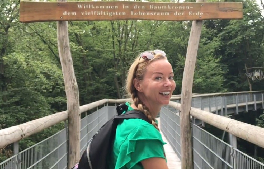 Hartje Duitsland tip: het boomtoppenpad in Natuurpark Hainich