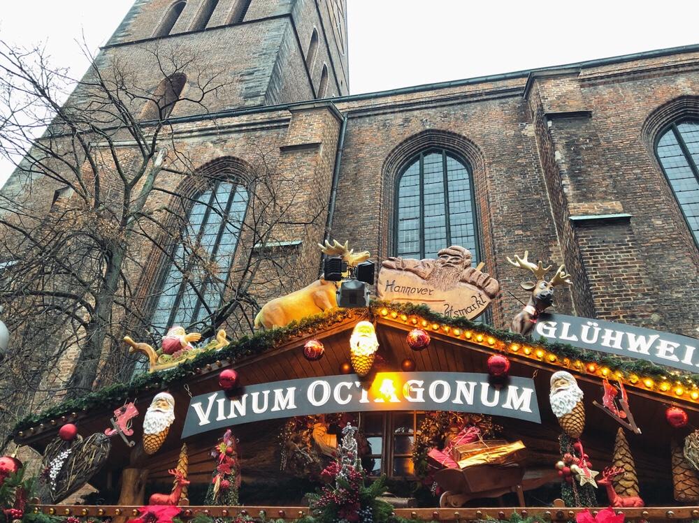 kerstdecoratie Hannover