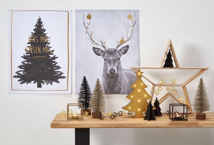 gezellig kersthoekje