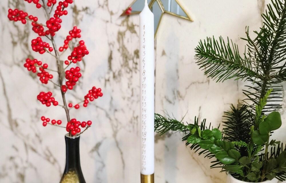 Countdown to Christmas met de HEMA aftelkaars