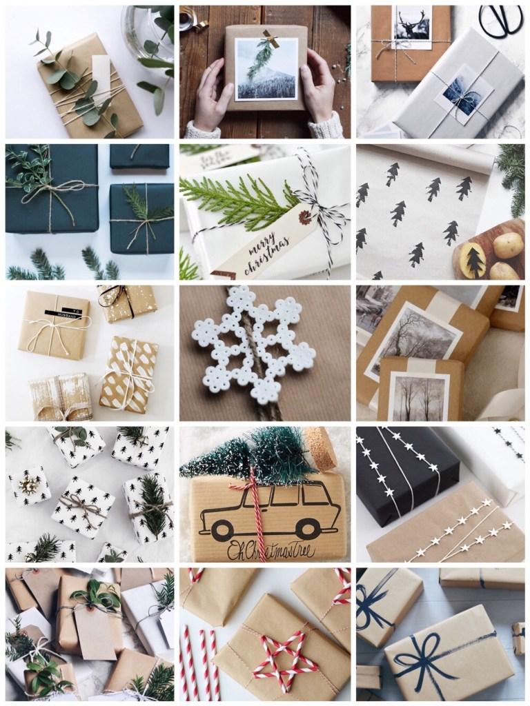 cadeautjes inpakken, tips en inspiratie