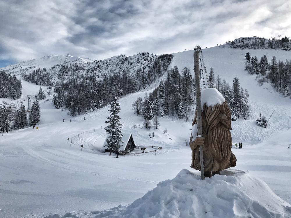 skiresort slovenie