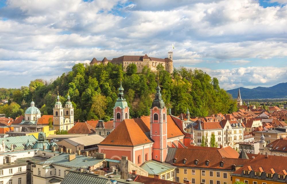 Hotspots in Ljubljana: 6 tips