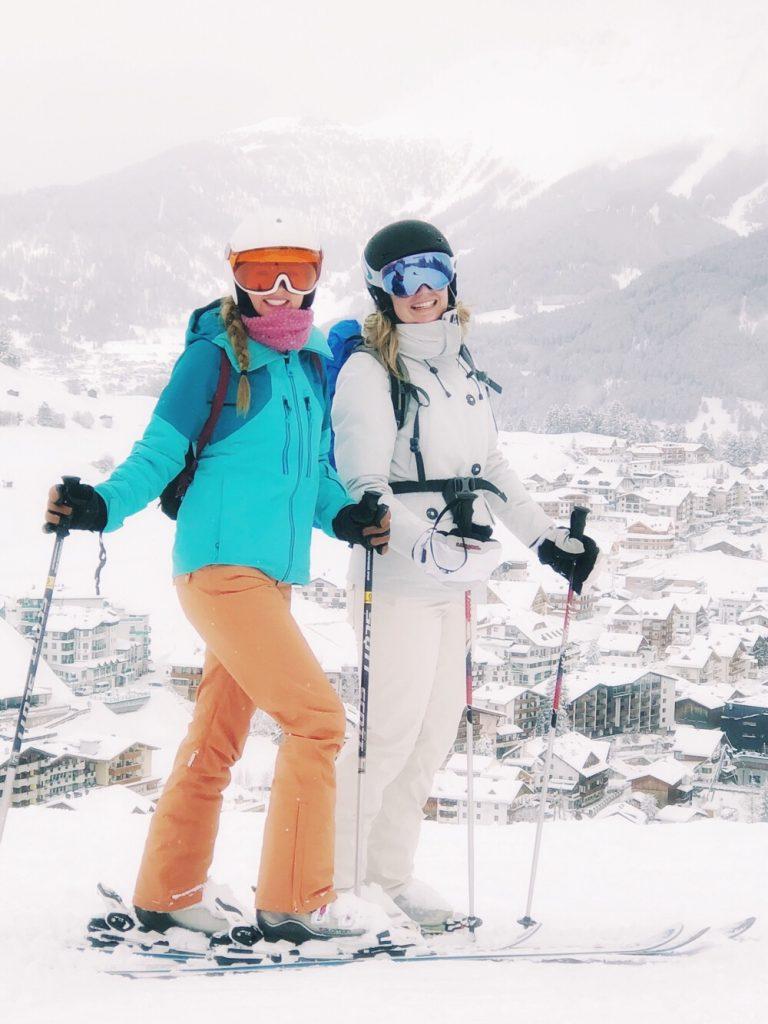 skivakantie in Serfaus