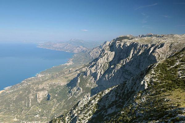 Vratnikpas-in-Kroatië