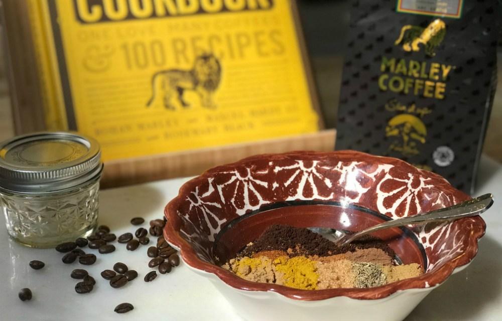 Recept: kruidenmix met koffie