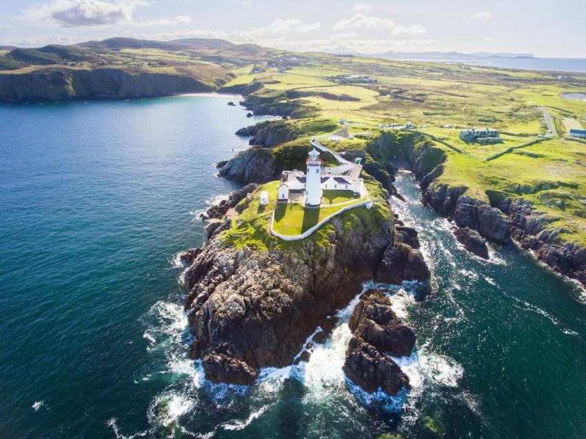 Hoteltips voor Ierland: 5x voor een romantisch verblijf