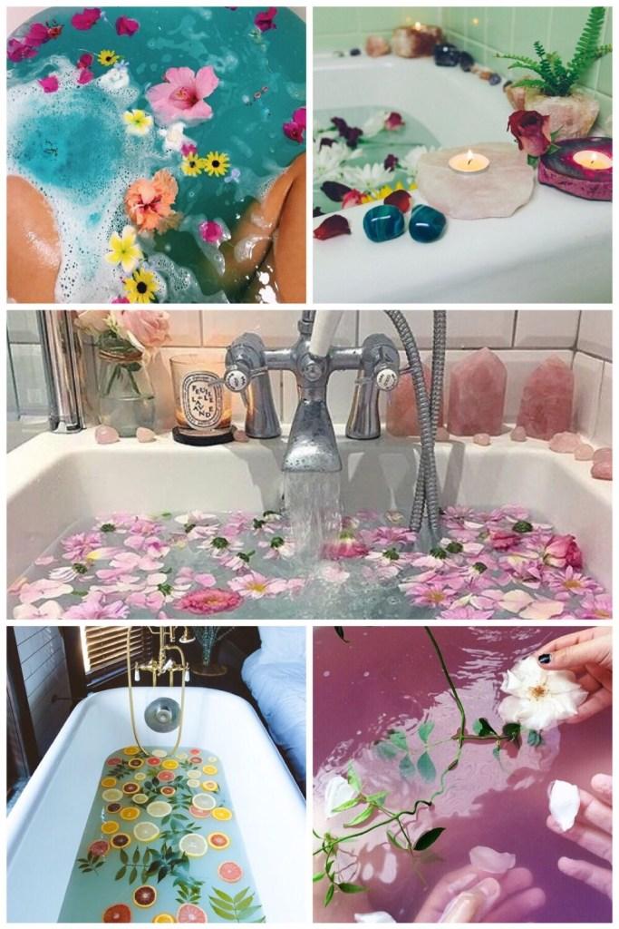 hoe werkt afvallen in bad
