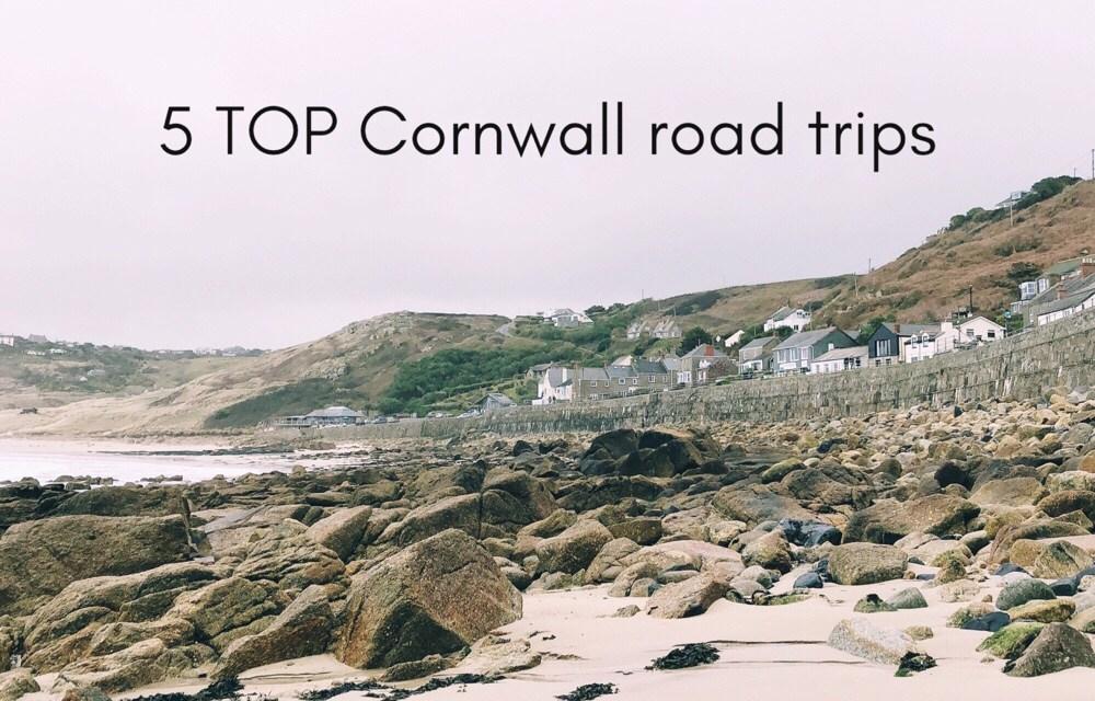De 5 mooiste roadtrips in Cornwall – Engeland