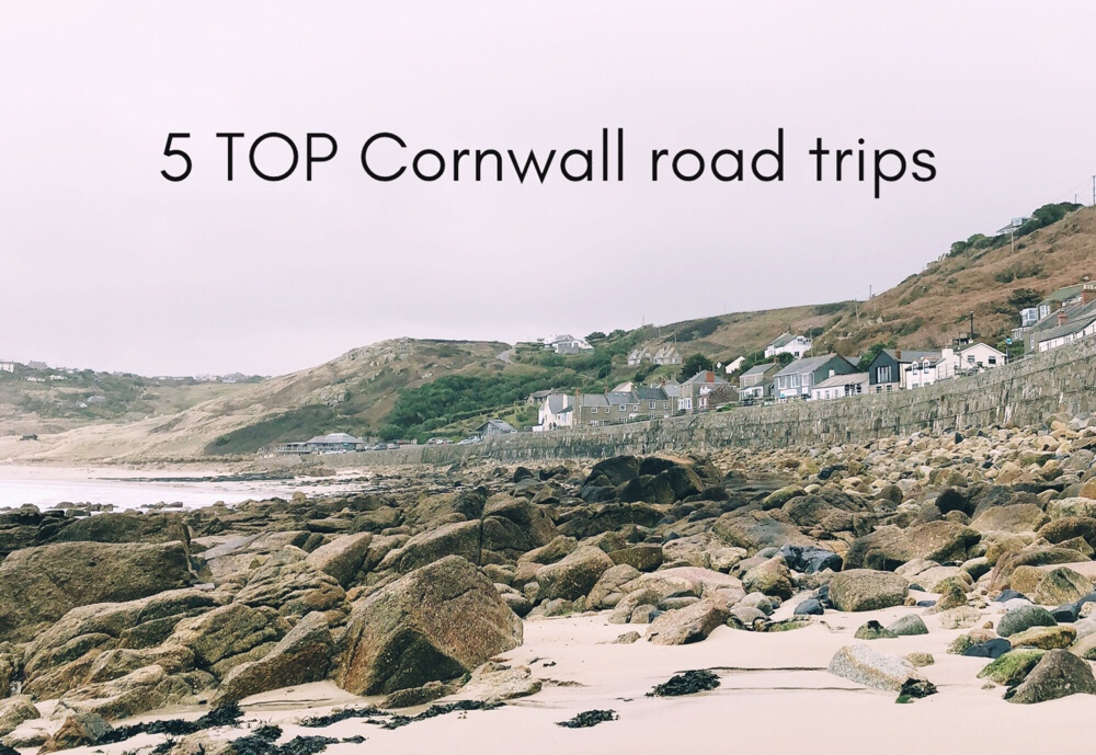 Roadtrips in Cornwall