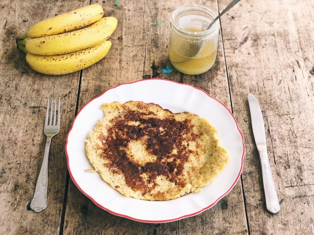 bananen pannenkoek recepten