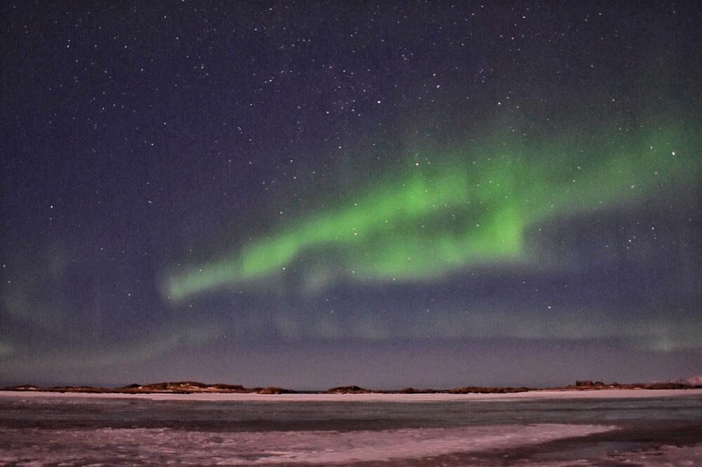 Lofoten Noorderlicht fotografie