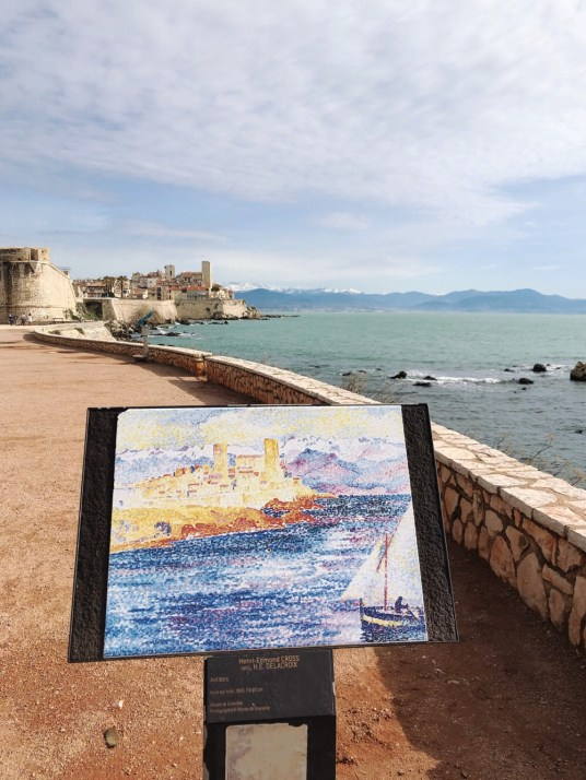 kunstroute Antibes