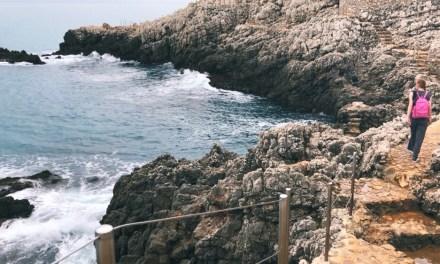 Cote d'Azur hiketip (Antibes -Juan les Pins)